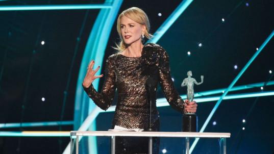 Nicole Kidman slams ageism in Hollywood