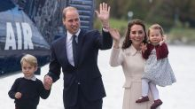 Royal baby: Duke and Duchess of Cambridge welcome their third child
