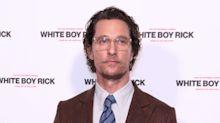 Matthew McConaughey says turning down lucrative romcom role sparked career boost