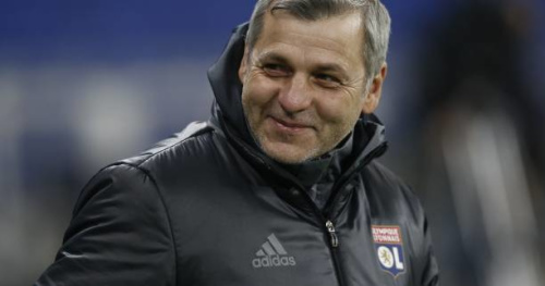 Foot - L1 - OL - Bruno Genesio (Lyon) : «Le contrat est rempli»