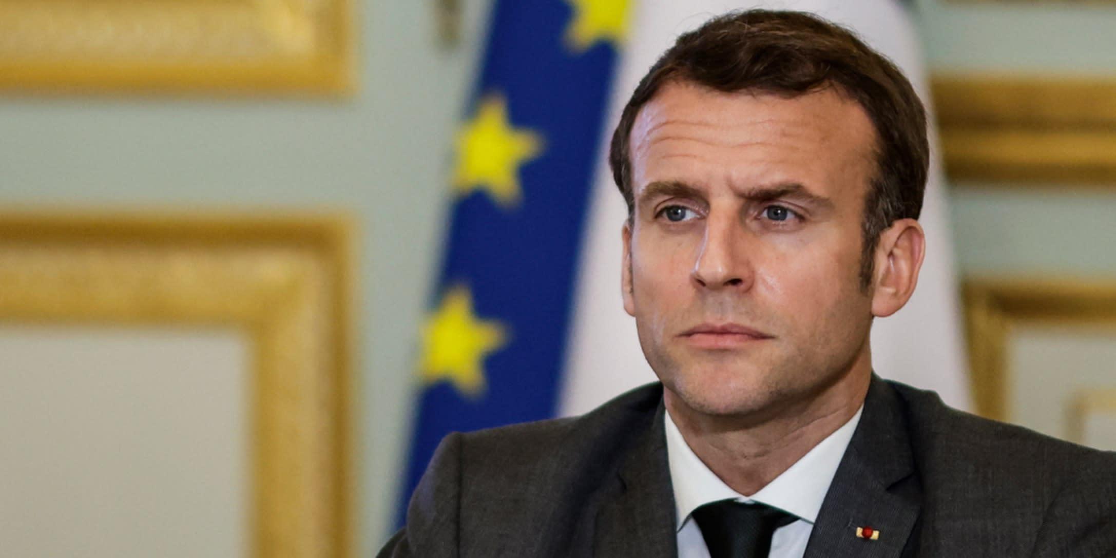 """""""Il y a encore du boulot"""" pour féminiser la haute administration, selon Macron"""