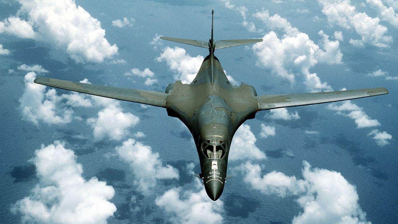 U.S. B-1 bombers arrive in Norway for first time ever