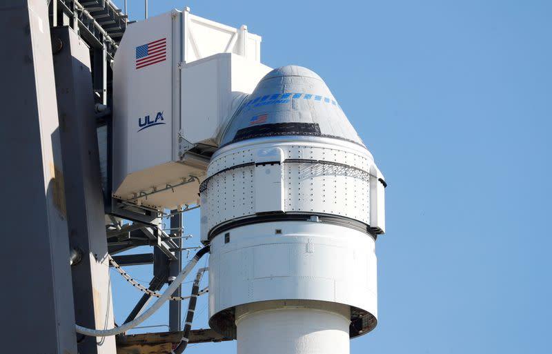 System glitch prompts Boeing to postpone test space flight