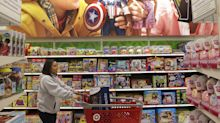 Target is winning the great American toy war