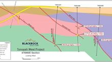 Blackrock Gold Makes Second Discovery Drilling 2,215 g/t Silver Eq. over 3.0 Metres Within 4.6 Metres of 1,577 g/t Silver Eq. at Tonopah West