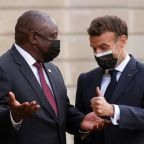 Macron hosts summit on post-Covid Africa finance