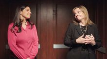 In the Elevator With GM CEO Mary Barra