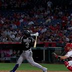 Dom Nuñez's solo home run