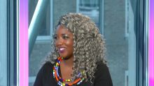 STEM pioneer Anne-Marie Imafidon on the 'surreal' moment she received her MBE