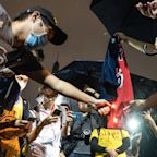 Hong Kong Protestors Burn and Stomp on LeBron James Jerseys Following Controversial Comments