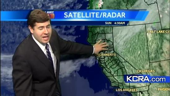 David's weather update: Rain, snow on the way for NorCal