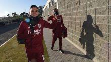 Juanfer Quintero se va de River y firmará su contrato con el club de China