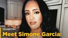 Simone Garcia Johnson — The Rock's daughter — stuns as Golden Globe ambassador