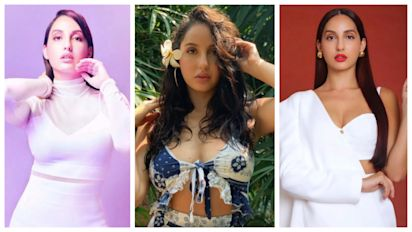 Nora Fatehi slays in anything she wears; fans swoon