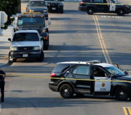San Diego police say officer fatally shot, another wounded