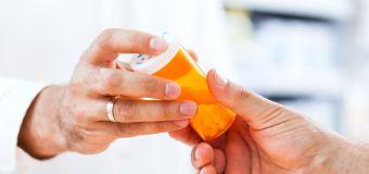 Is falling a side effect of drugs elderly people take?