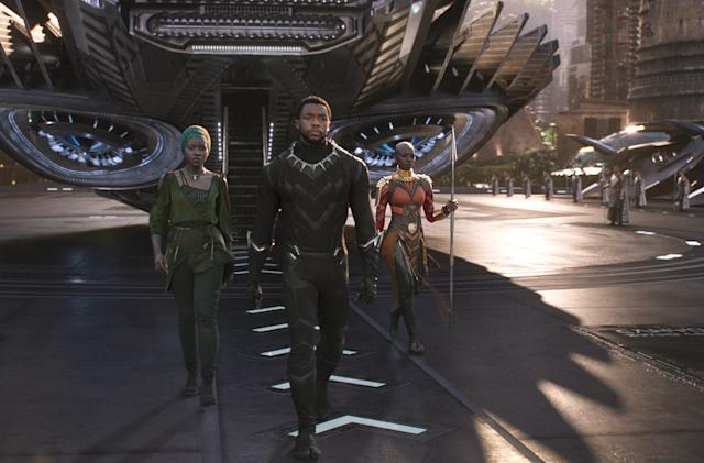 'Black Panther' proves why Afrofuturism matters