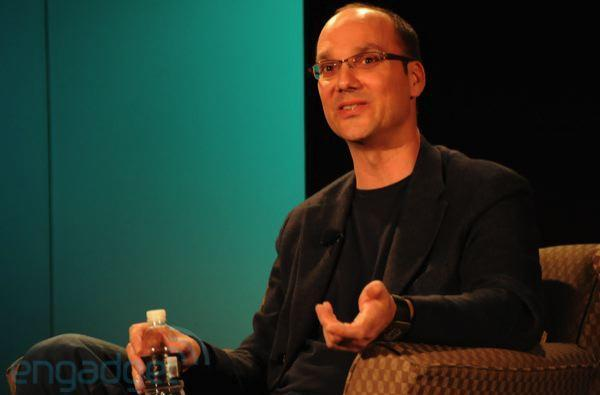 Google's Andy Rubin talks Android and Apple, promises Flash support in Froyo
