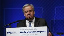 UN chief vows to stand up against anti-Israel bias