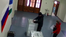 Putin's opponents slam 'dirtiest' election as shocking 'ballot-rigging' videos emerge before Russian leader's landslide win