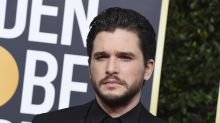 Kit Harington raised in a gender fluid environment and played with dolls