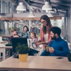 What It's Like to Work in a Coworking Space