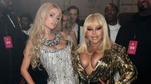 Paris Hilton and Lil Kim Rock the Runway in Sassy Fashion Show: Pics!