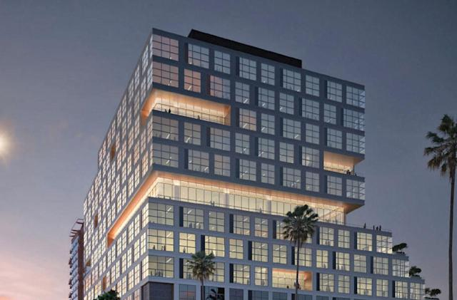 Netflix cements its roots in Hollywood with new high-rise office