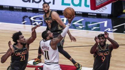 Pelicans sorprenden a Jazz; Sixers y Nets no ceden en la lucha por el liderato