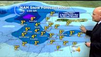 Wednesday AM Forecast: Big Changes Ahead, Including A Spring Snow