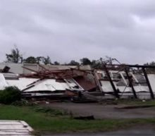 Official: Deaths reported, dozens hospitalized after tornado