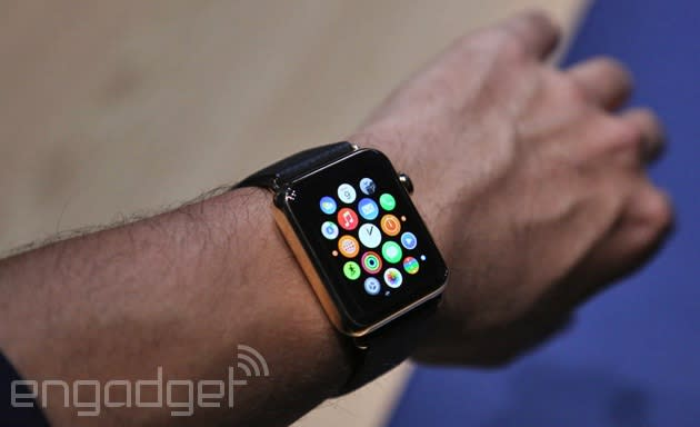 Apple Watch has 8GB of storage, but you can't use it all yet