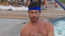 Blood in the water after 'Bachelorette' contestants get a little too aggressive during game