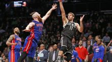Brook Lopez's buzzer-beater knocks Pistons out of 8-spot with a bad, bad loss