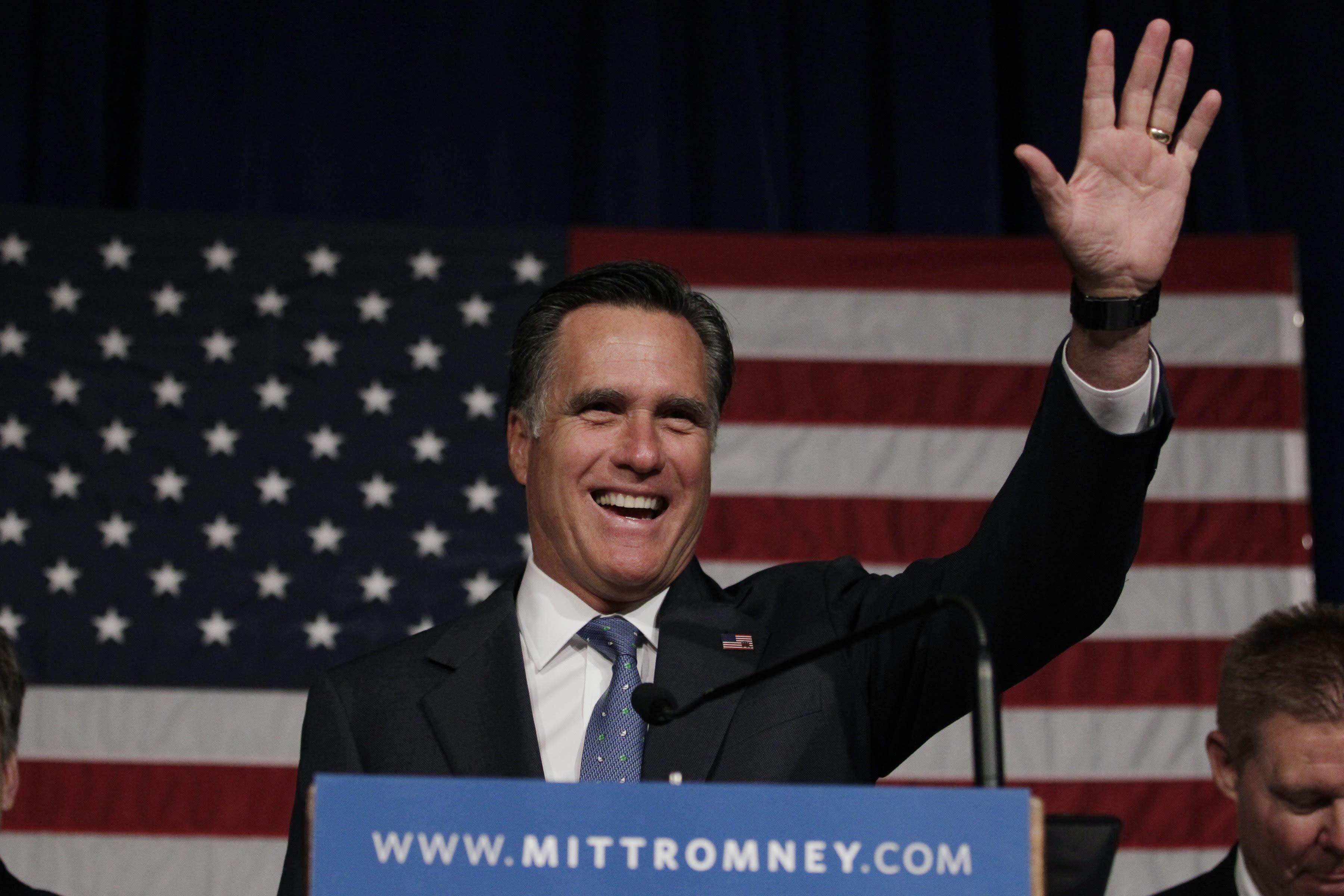 Mitt romney's real lgbt record