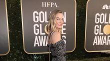 La inusual alfombra de gala en los Globos de Oro 2021: por redes sociales