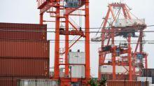 Japan trade surplus drops 40% in October