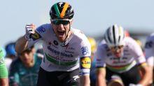 Sam Bennet, pela primeira vez, vence uma etapa do Tour de France