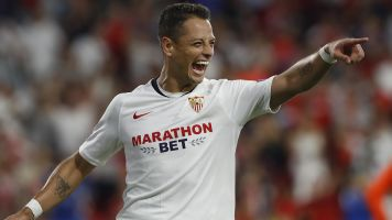 Chicharito: Joining Galaxy 'the right opportunity'