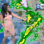 Accuweather Forecast: Rain, cooler temperatures