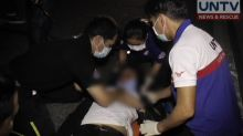 UNTV News and Rescue assists injured motorcycle rider