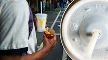 What the symbols on your McDonald's drink really mean