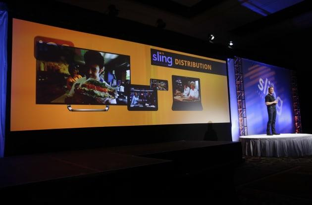 Sling TV brings its cord-cutter app to Android TV devices