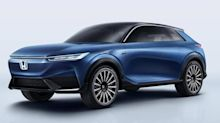 #BeijingMotorShow: Honda unveils a new electric SUV in concept form