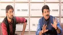 Idea Exchange: Whatever the context, it was hate speech, it cost the party…such people should be removed from party, says Manoj Tiwari