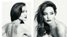 女生要學懂接受歲月的痕跡-Angelina Jolie:我喜歡看到自己變老
