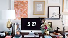 27 Best Home Office Decor Ideas to Keep You in the Zone