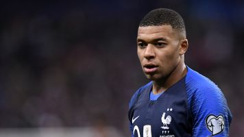 Exclusive: Henry on France and 'outstanding' Mbappe