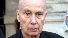Gabriel Matzneff définitivement privé d'aide publique, assure Roselyne Bachelot