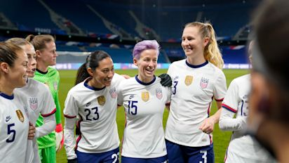 USWNT will face rival Sweden at Olympics